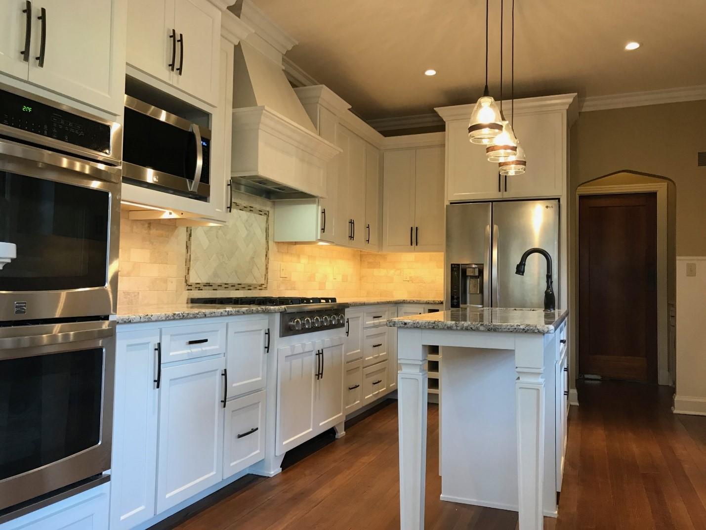 Well Lit Kitchen by Kaylor Electric